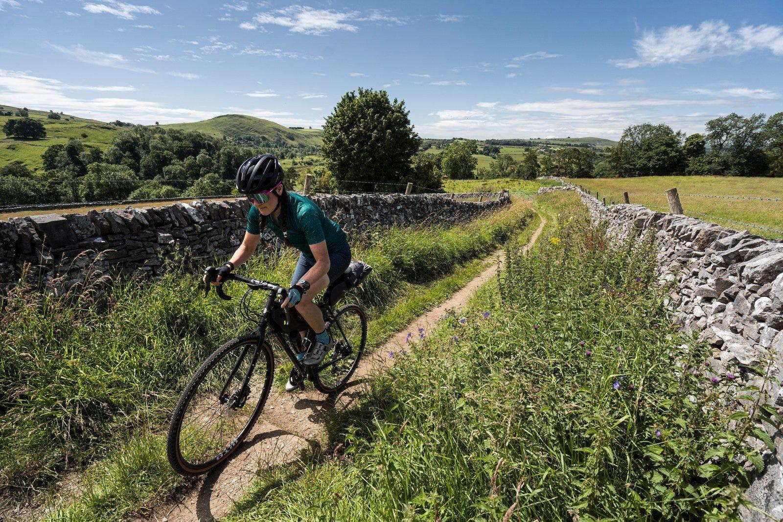 Kerry MacPhee – Croix de Fer 50 first ride