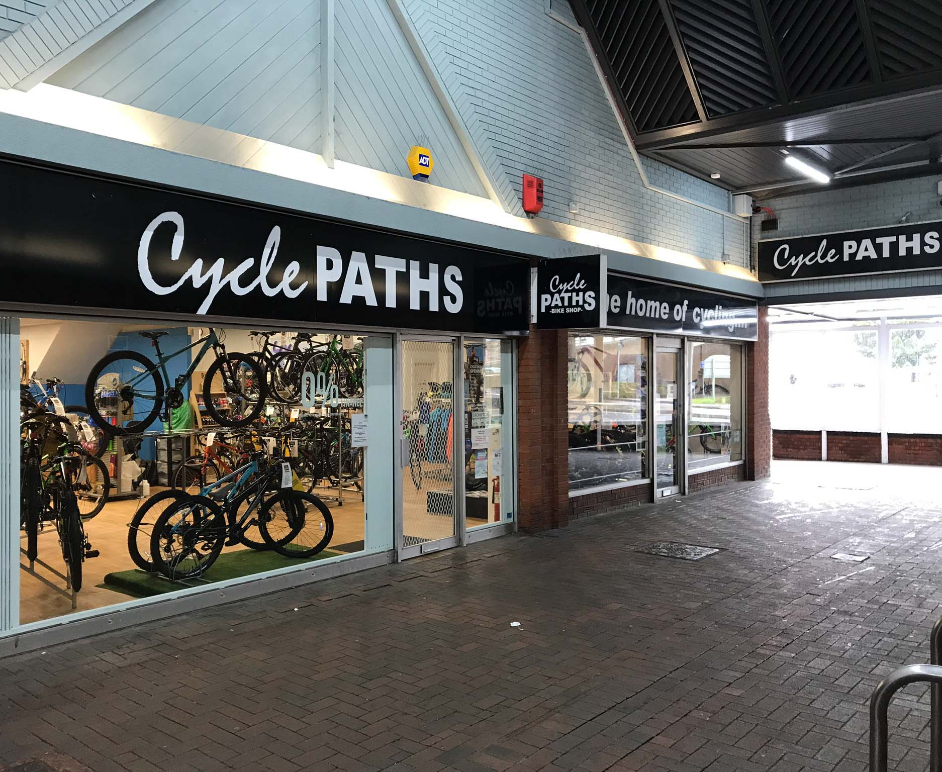 Cycle Paths LTD