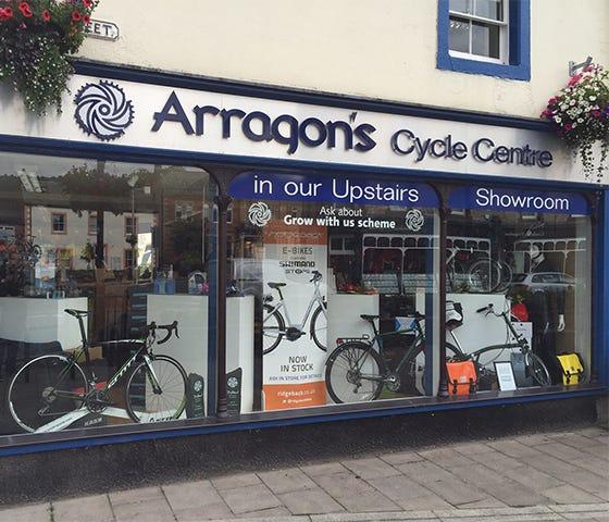 Arragons Cycle Centre