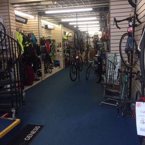Cyclesport Grantham