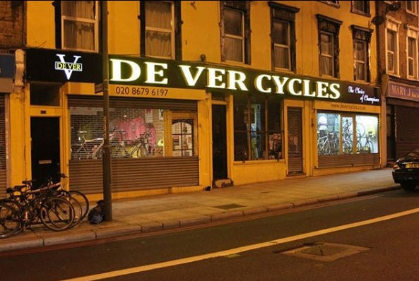 De Ver Cycles Limited