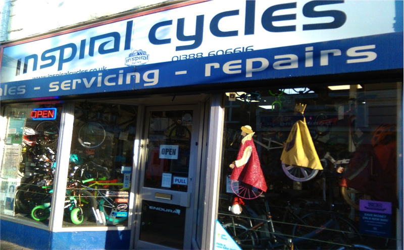 Inspiral Cycles