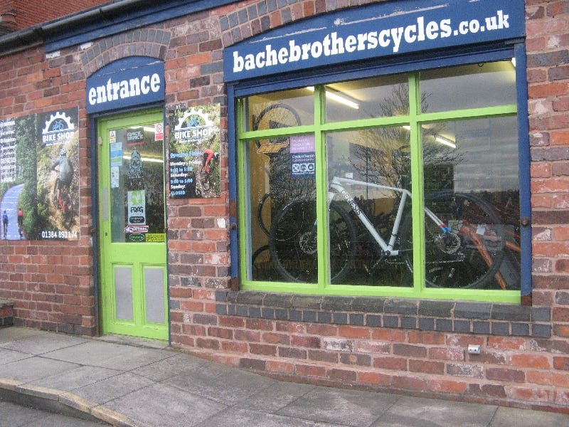 Bache Brothers Cycles Ltd