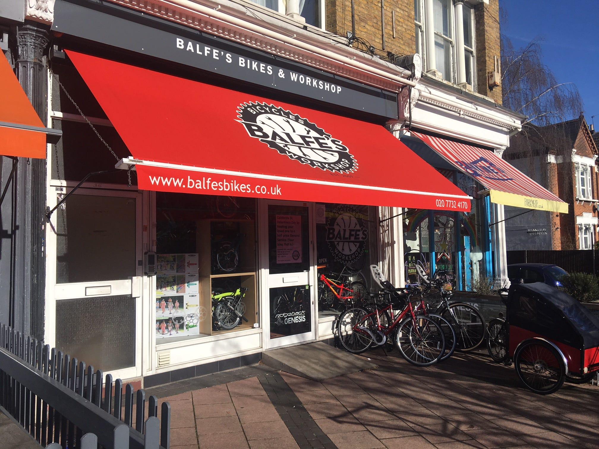 Balfe's Bikes (Dulwich)