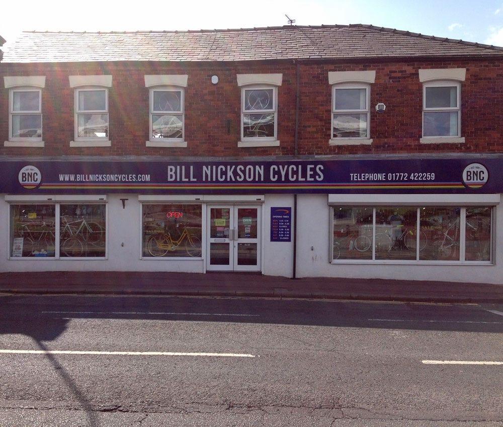 Bill Nickson Cycles